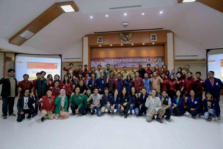 Kesbangpol Tangerang Gelar Sosialisasi Pemantapan Ideologi Pancasila