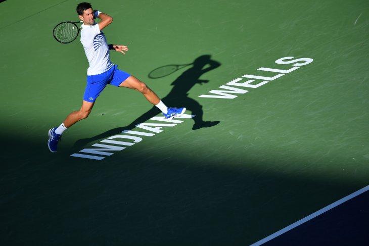 Tenis Indian Wells dibatalkan karena kekhawatiran virus corona