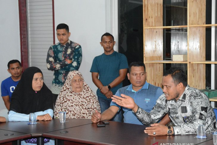 Families ask RI Government to free Acehnese fishermen in Myanmar