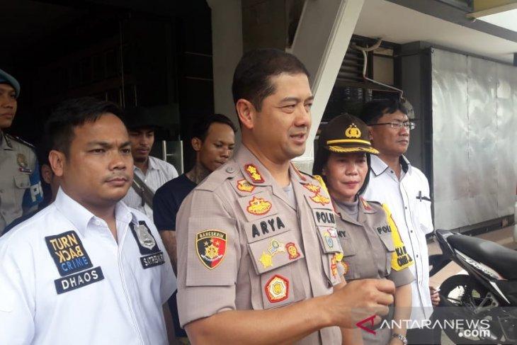 Polresta Depok Tangkap Rian Konang Pelaku Begal
