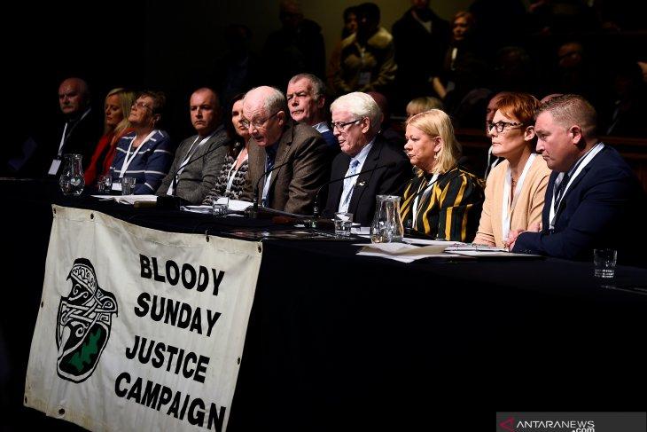 Wartawati tewas ditembak saat kerusuhan di Irlandia Utara