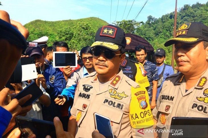 Kapolda sebut polisi tidak kecolongan terkait bom Sibolga