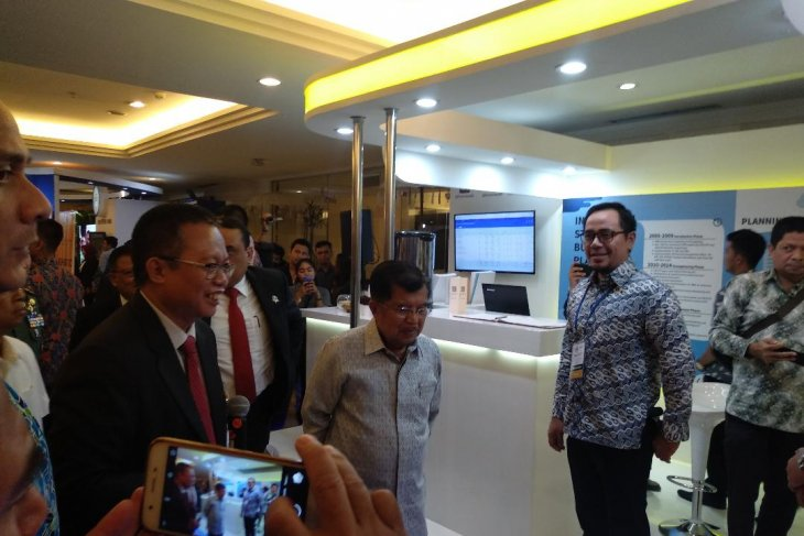 Kalla warns Indonesia's builders to remain professional