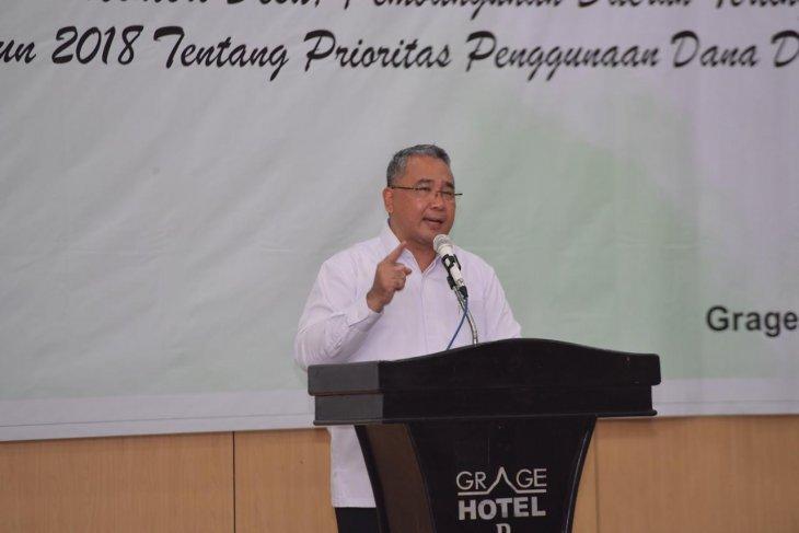 Mendes/PDTT: penyerapan dana desa lebihi 99 persen