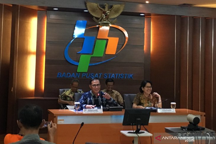 Indonesia records trade surplus in February : BPS