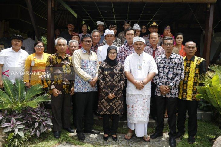 Bupati Lebak belajar TPID ke Pemkab Bangli