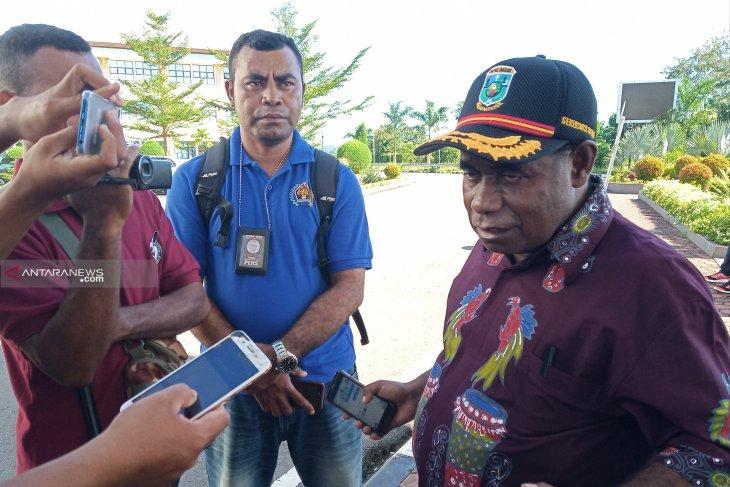 Pemprov Papua Barat evaluasi realisasi TPP 2018