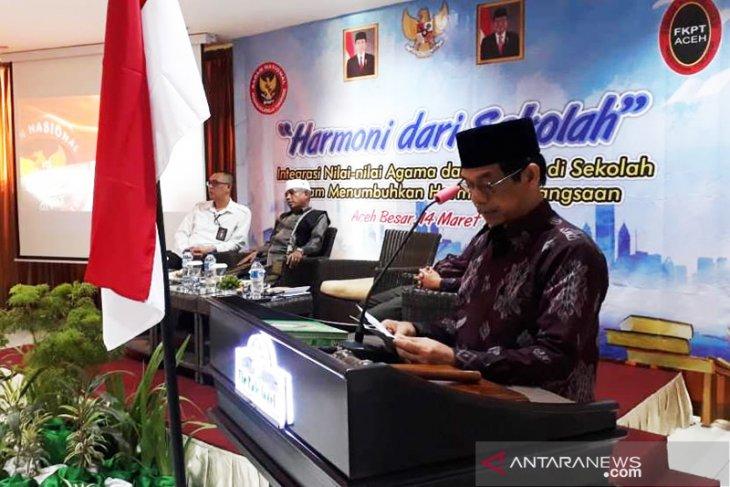 Ketua FKPT Aceh: guru ujung tombak efektif tangkal terorisme