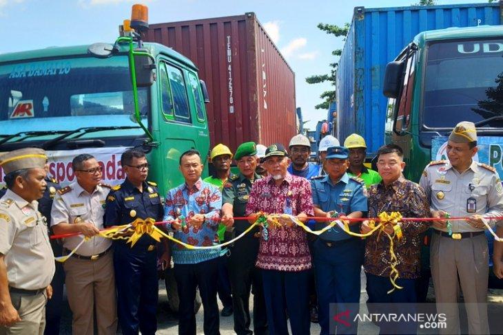 Ekspor karet Babel ke China Rp49,4 miliar
