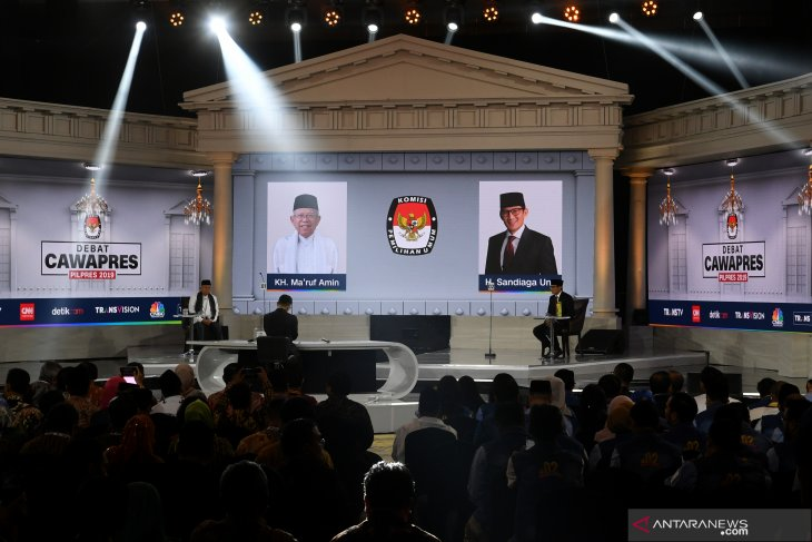 Vice presidential candidates deliver vision on health and education