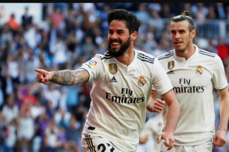 Bungkam Celta Vigo 2-0, Isco dan Bale berikan Zidane awal yang baik