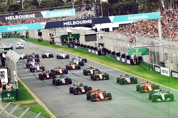 Formula 1: Balapan pembuka musim di Australia kemungkinan ditunda