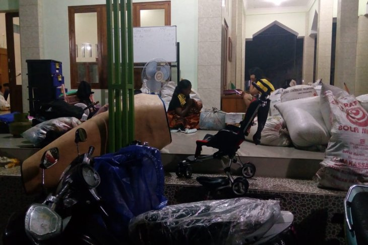 Over 5,000 residents of Yogyakarta affected by natural disasters