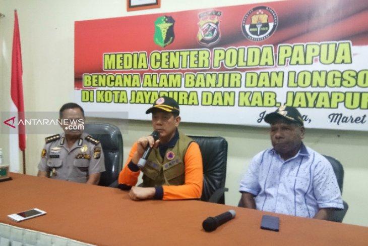 79 meninggal akibat banjir bandang di Jayapura Papua, kata BNPB