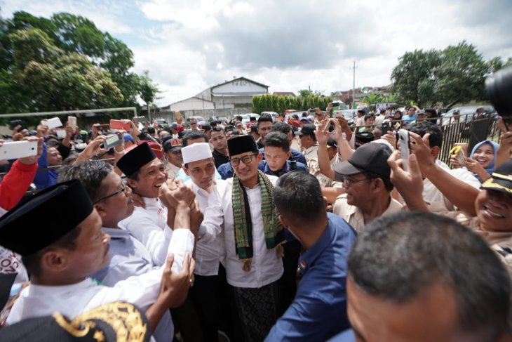 Prabowo-Sandi camp steps up the pace to increase electability: Sandiaga Uno