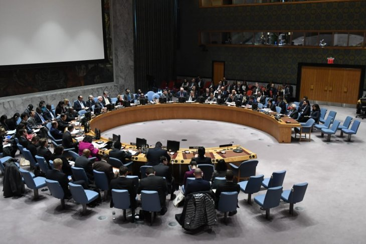 UNSC adopts resolution to support peace process in Afghanistan