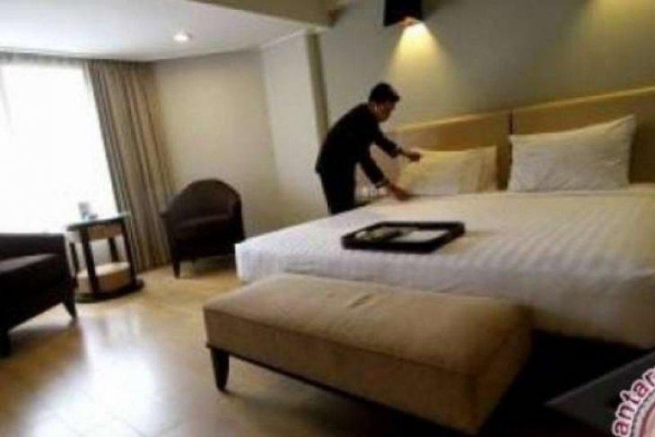 Tingkat hunian kamar hotel di Kaltim naik 3,32 persen