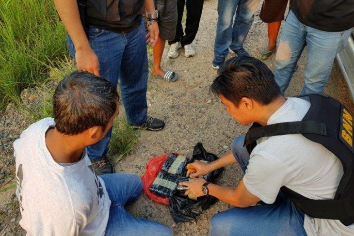 Enam pelaku jaringan narkoba Malaysia berhasil ditangkap