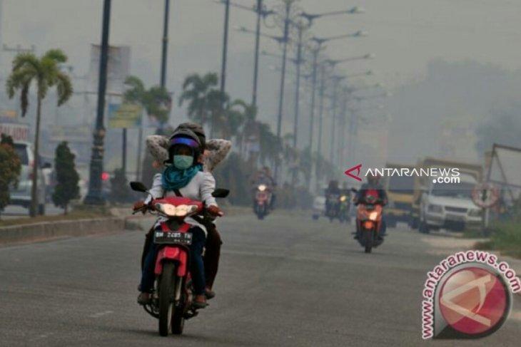 Haze-induced respiratory ailments inflict 1,136 Pekanbaru residents