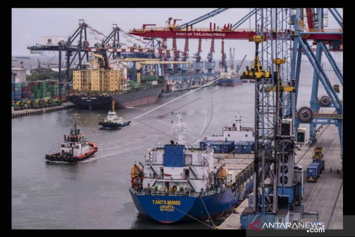 Tanjung Priok vies to become hub of Southeast Asia