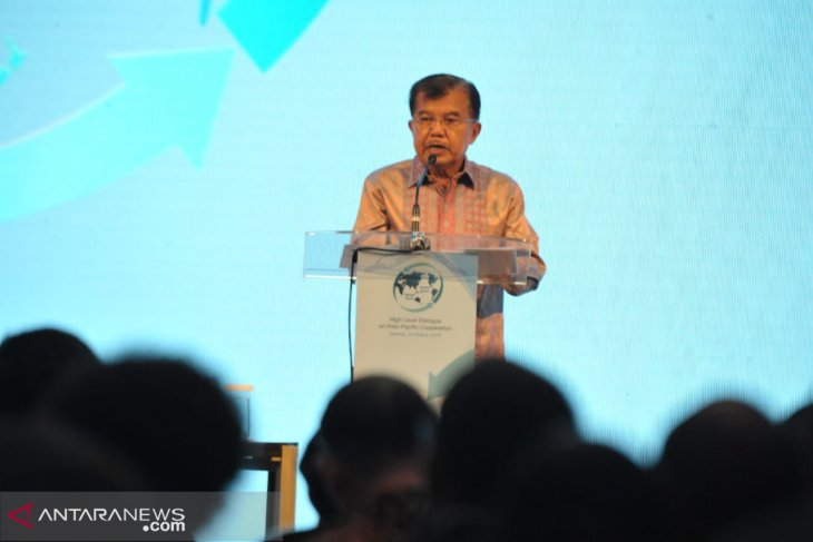 Cooperation is crucial for economic sustainability in Indo-Pacific: Kalla