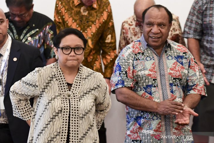 Entering a new era of the Indonesia and South Pacific relationship