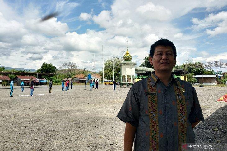 MTQ Padangsidimpuan digelar di Terminal PAL IV Pijorkoling