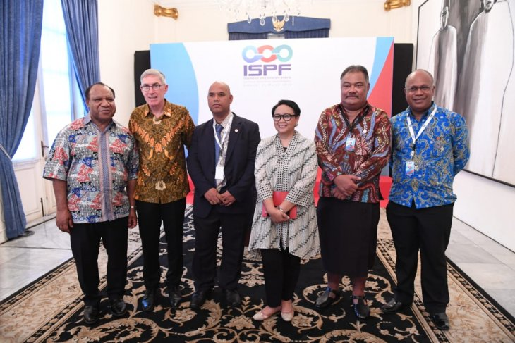 Indonesia signs economic agreement with South Pacific countries