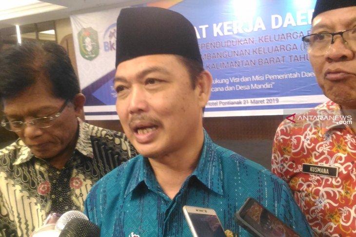 Wagub Kalbar safari Ramadhan di Kapuas Hulu
