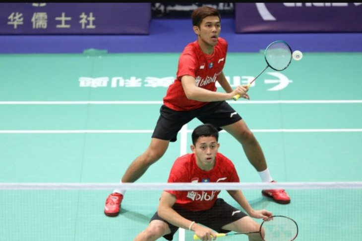Indonesia lolos ke perempat final Asia Mixed Team Championships 2019