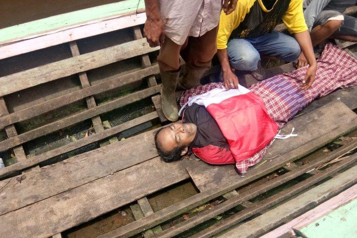 Pergi mencari ikan, Nasution ditemukan terapung di Danau Pandan