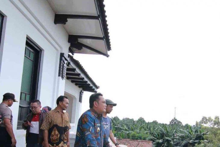 Plt. Bupati Bekasi kunjungi Gedung Juang Tambun