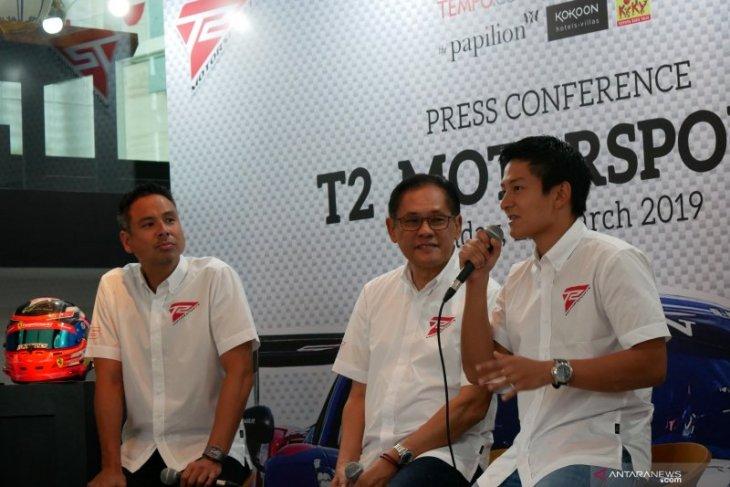 Rio Haryanto kembali turun ke trek balapan