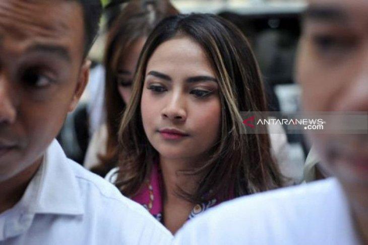 Vanessa Angel jalani sidang perdana kasus narkoba 31 Agustus