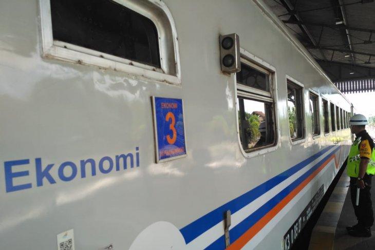 19.530 penumpang manfaatkan KA gratis kemerdekaan