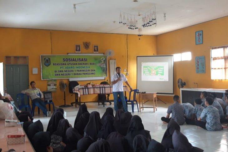 Adaro Foundation sosialisasikan beasiswa ABFL