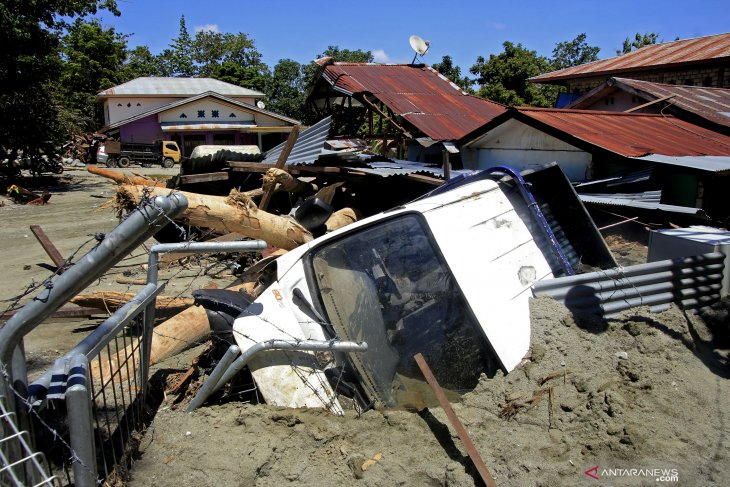 Accelerating rescue operations in flood-hit Sentani