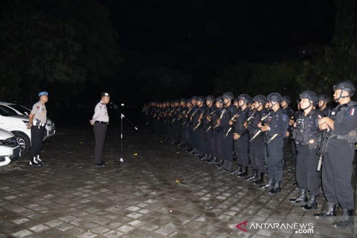 Polda Bali laksanakan pengamanan deklarasi kampanye damai