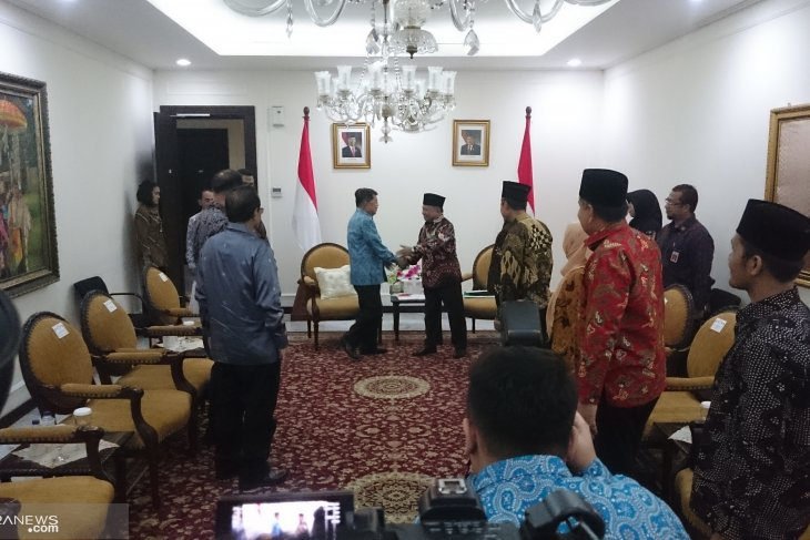 VP discusses plan to build Indonesian Hospital in Hebron