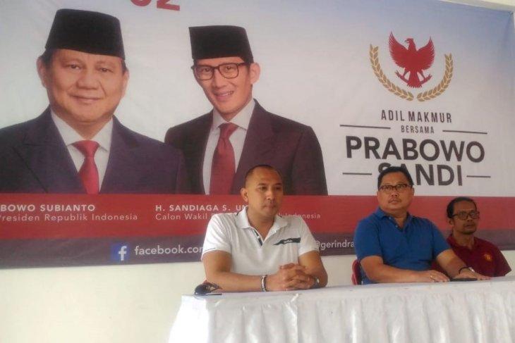 Kampanye Capres Prabowo-Sandi datangkan ribuan masyarakat Bali