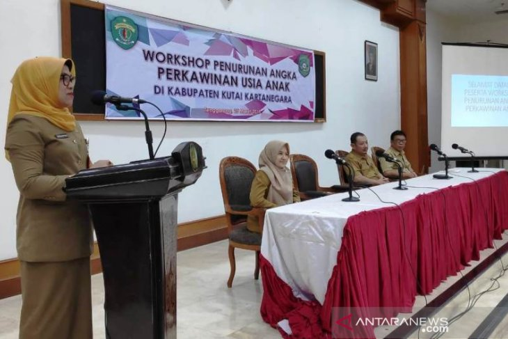 East Kalimantan is striving to eliminate child marriages