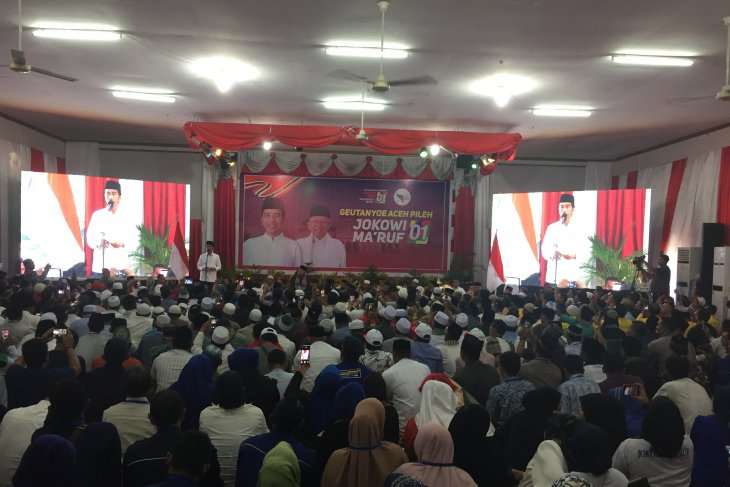 Jokowi vows to extend Aceh Special Autonomy fund