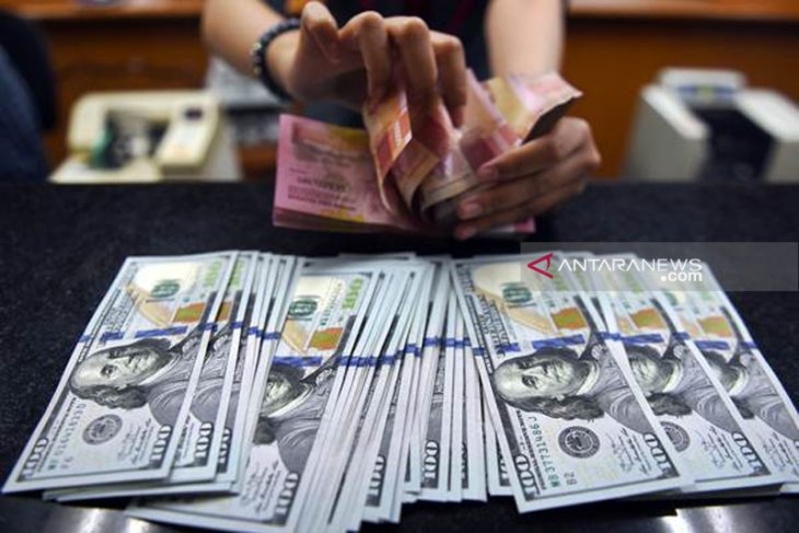 Rupiah's correction trend continues Thursday morning