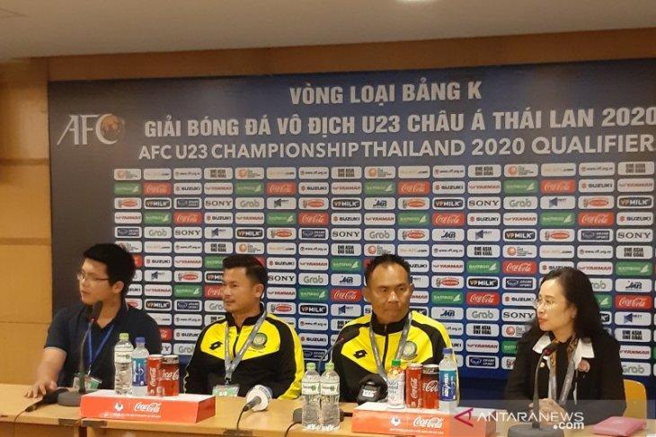 Timnas Indonesia disebut selevel dengan timnas Brunei