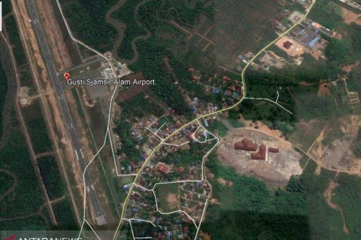 Pengembangan Bandara Stagen Kotabaru diarahkan ke daratan