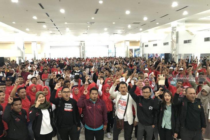 Relawan Milenial Jokowi-Amin luncurkan