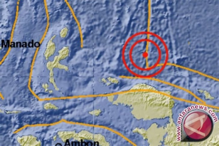 Gempa magnitudo 5,0 guncang Papua Barat