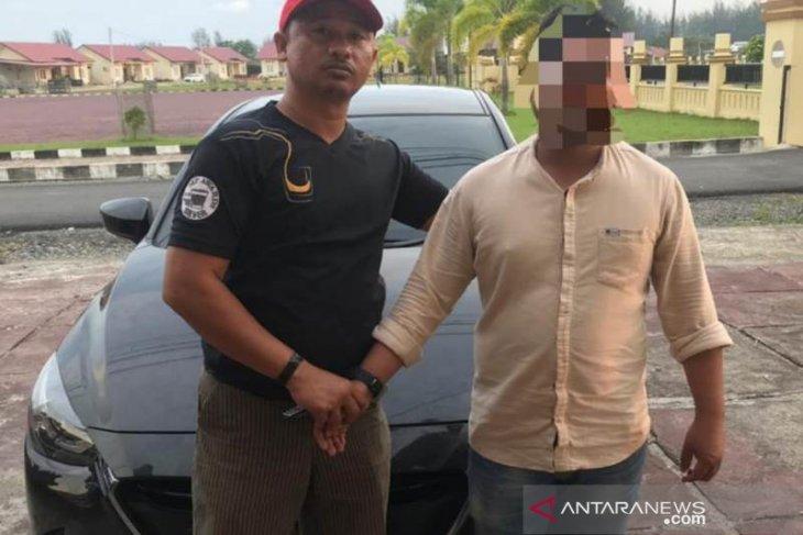 Sempat diamankan polisi, ini alasan pelaku lempar kaca kantor Dintan  Aceh Jaya