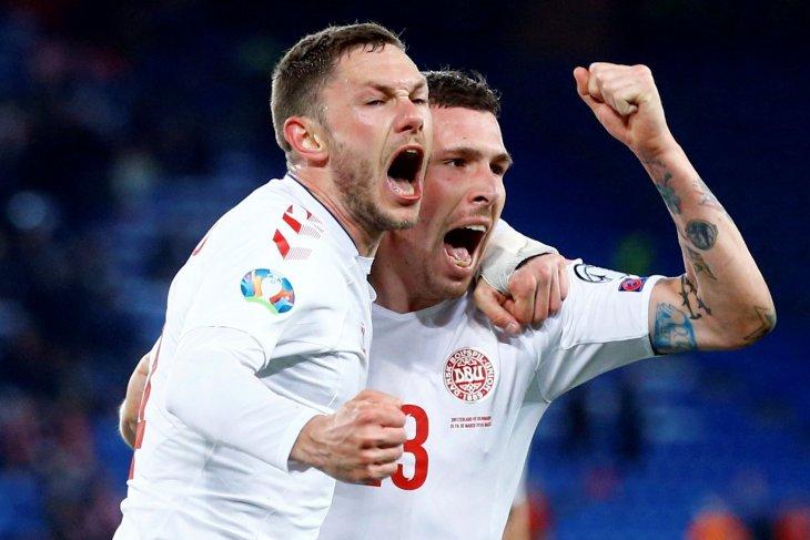 Denmark imbangi Swiss 3-3