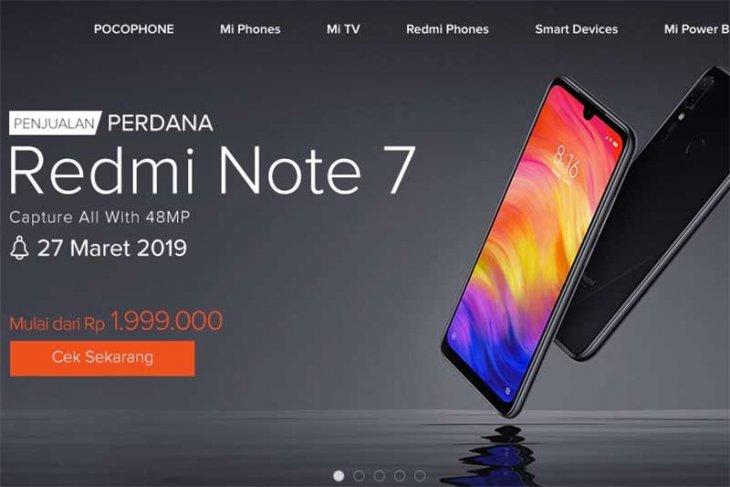 Xiaomi Redmi Note 7 Mulai Dipasarkan di Indonesia